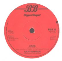 Two  Pack - Gary Numan/Tubeway Army Cars c/w Asylum and Are Friends Electric c/w  We Are So Fragile?